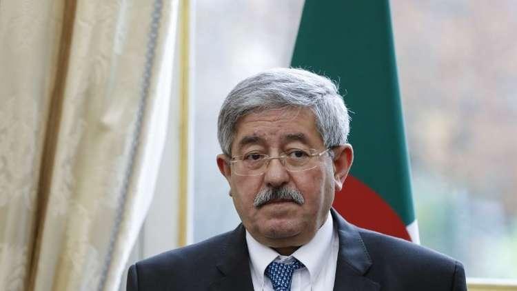 الوزير الأول الجزائري:  لن ندخل في