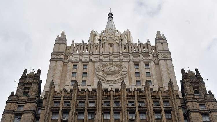 موسكو تنفي مزاعم لندن بعرقلة دخول فريق التحقيق في الكيميائي إلى دوما
