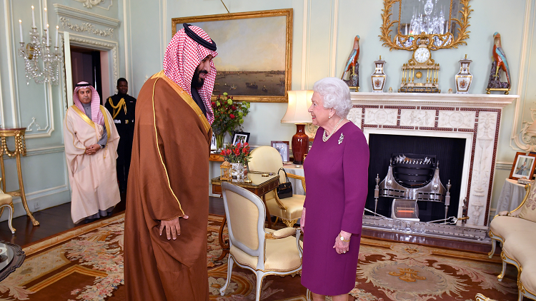 هل تنحدر ملكة بريطانيا من نسب النبي محمد؟