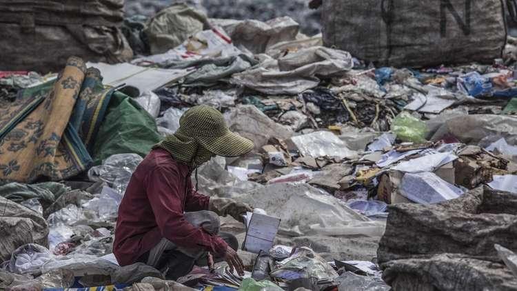 أضخم مكبات النفايات في العالم (صور)