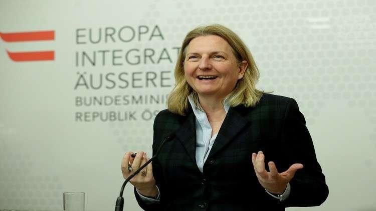 النمسا تعرض على السوريين إجراء المفاوضات القادمة في فيينا