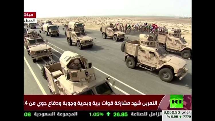 اختتام قمة الجامعة العربية باستعراض عسكري ضخم