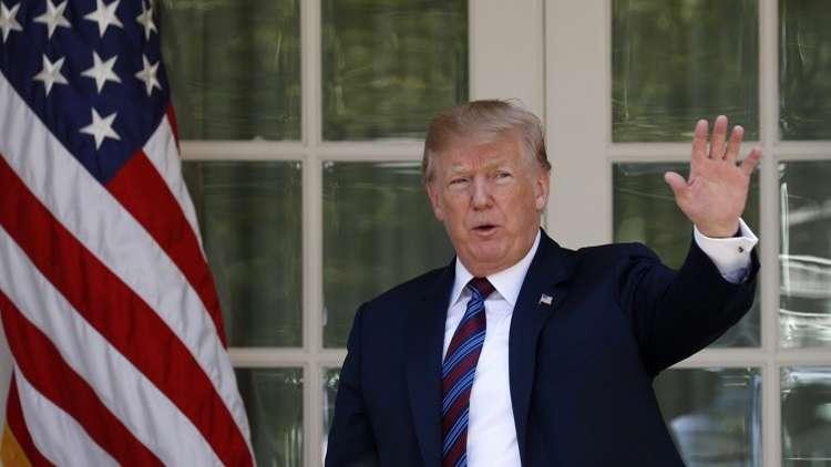 ماي: لم نشارك في قصف سوريا من أجل ترامب