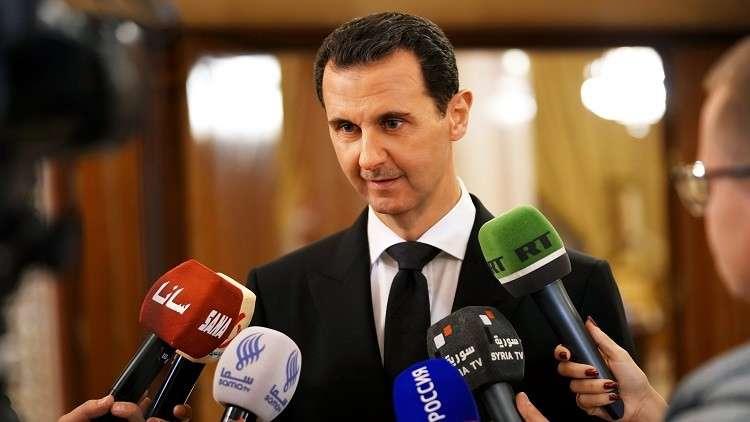 فرنسا تجرد الأسد من وسام جوقة الشرف