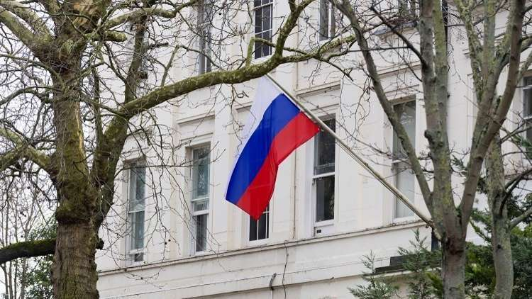موسكو: اتهامات لندن لنا بتنفيذ هجوم إلكتروني مثال على سياستها المتهورة