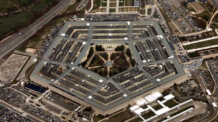 البنتاغون ينفي تنفيذه أي عمليات عسكرية في حمص السورية