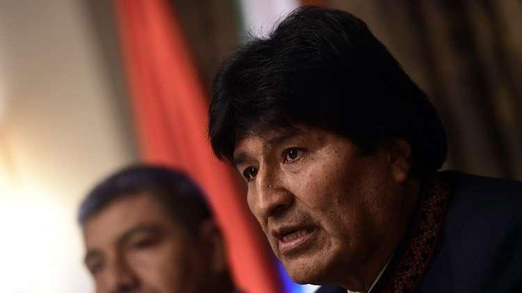 موراليس: الرأسمالية تهدد الإنسانية