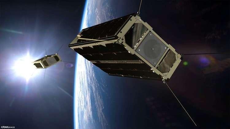 تعاون روسي بلجيكي في تصنيع وإطلاق الأقمار الاصطناعية الصغيرة