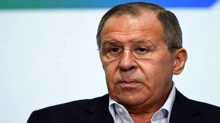 لافروف: ضرب الحلفاء سوريا جاء بذريعة ملفقة وساعد المتطرفين