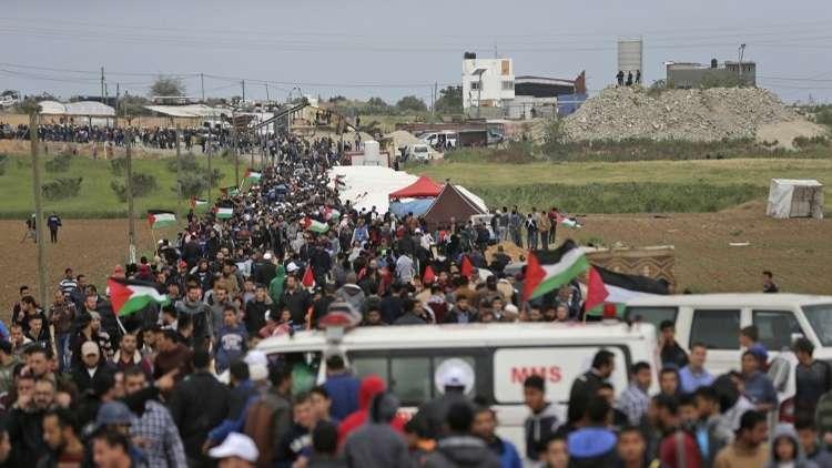 فلسطين تحيي