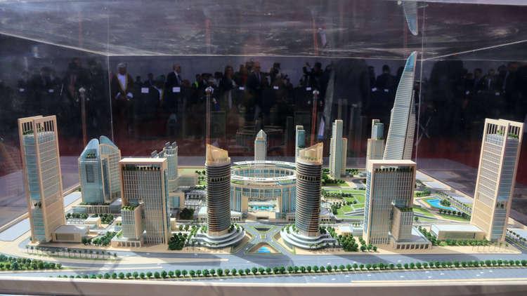 إنشاء مدينة صناعية سورية متكاملة في مصر
