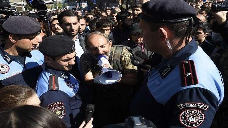 أرمينيا.. زعيم المعارضة يعلن
