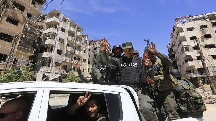 مركز المصالحة الروسي يعلن إتمام العملية الإنسانية في الغوطة الشرقية