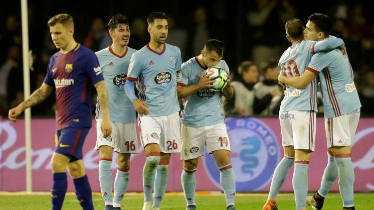 شاهد.. برشلونة يفشل في فك