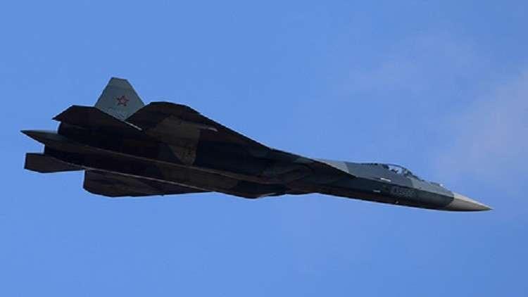 روسيا تنتهي من تصميم محرك جديد لمقاتلة