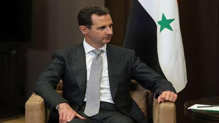 الأسد مستعد لمنح الشركات الروسية الأولوية في إعادة إعمار سوريا
