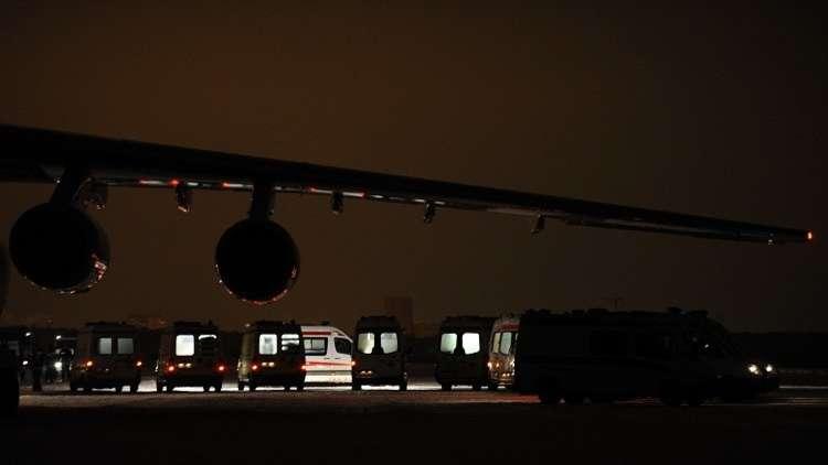 هبوط اضطراري لطائرة ركاب كانت متجهة من رأس الخيمة إلى موسكو