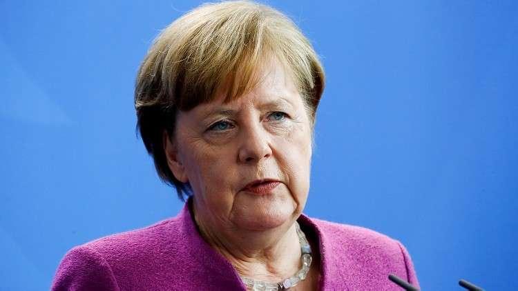 رئيس الاتحاد الألماني يأمل في حضور ميركل مونديال روسيا