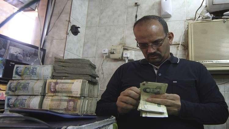 العملة الإيرانية تتراجع لأدنى مستوياتها في أسواق كردستان العراق