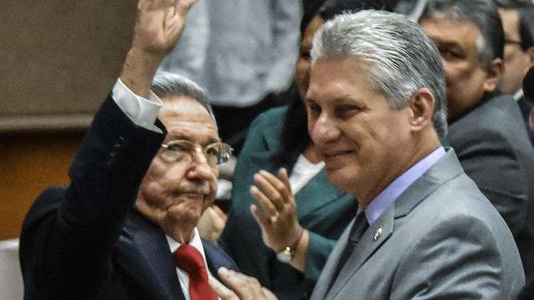ترشيح ميغيل دياز كانيل لرئاسة كوبا بدلا لراؤول كاسترو