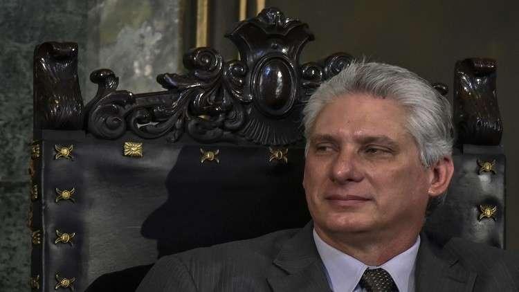 كوبا بانتظار أول رئيس وُلِد بعد الثورة 5ad78f8d95a5979c718b457c