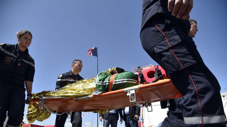 Algérie .. Des équipes d'ambulances de plusieurs pays sont formées pour faire face à