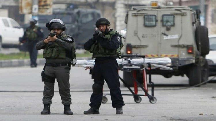 الجيش الإسرائيلي: ضبط شاحنة تحمل متفجرات في الضفة الغربية