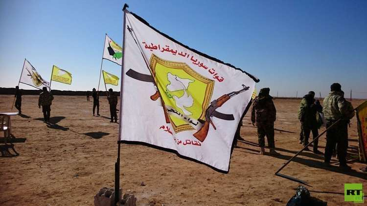 قوات كردية تعتقل إرهابيا شارك في هجمات الـ 11 من سبتمبر بنيويورك