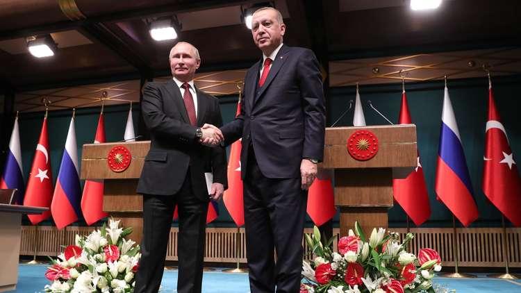 أردوغان سيحارب الروس في حال نشبت حرب بين الغرب وروسيا