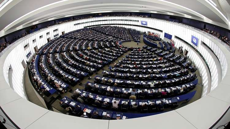 البرلمان الأوروبي يطالب تركيا بالإفراج عن جنديين يونانيين