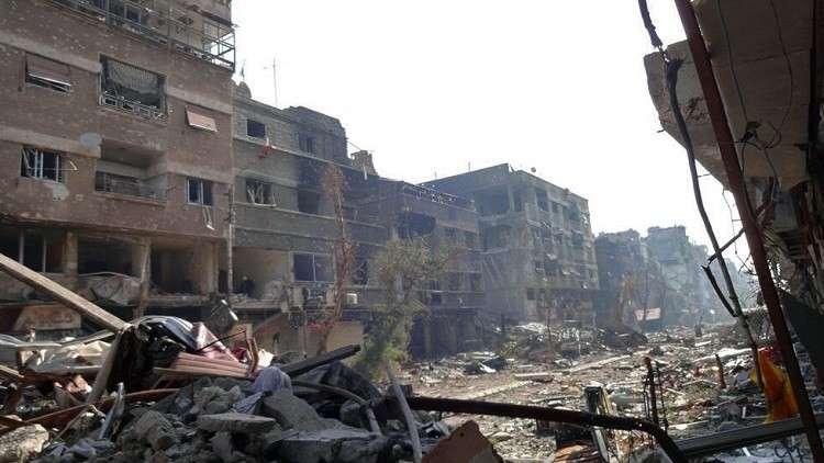 الأمم المتحدة تدعو لتأمين خروج المدنيين من مخيم اليرموك