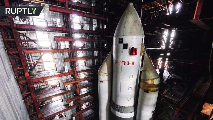 شاهد مكوكات فضاء سوفيتية حلقت مرة واحدة!