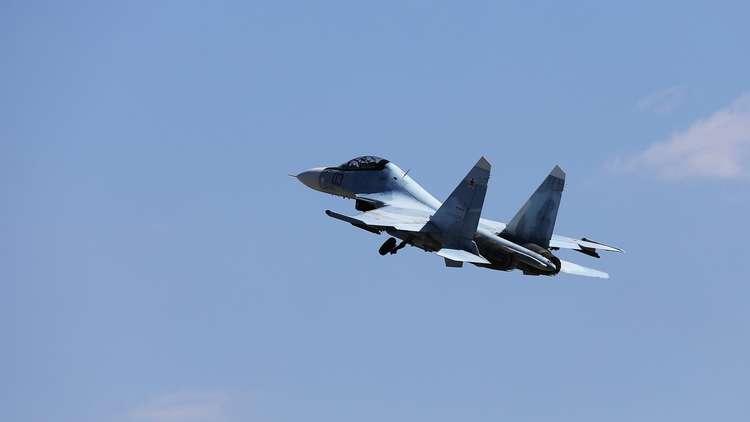 مقاتلات روسية اعترضت 18 طائرة تجسس في أسبوع