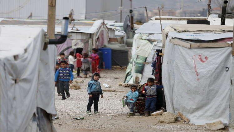 الصين تكمل برنامجها الإنساني للاجئين السوريين في لبنان