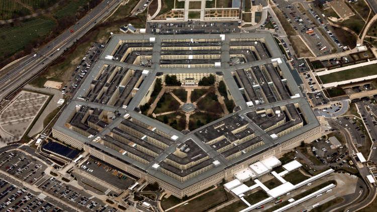 البنتاغون: صواريخ الدفاع الجوي السورية لم تطلق إلا بعد أن أصبنا أهدافنا