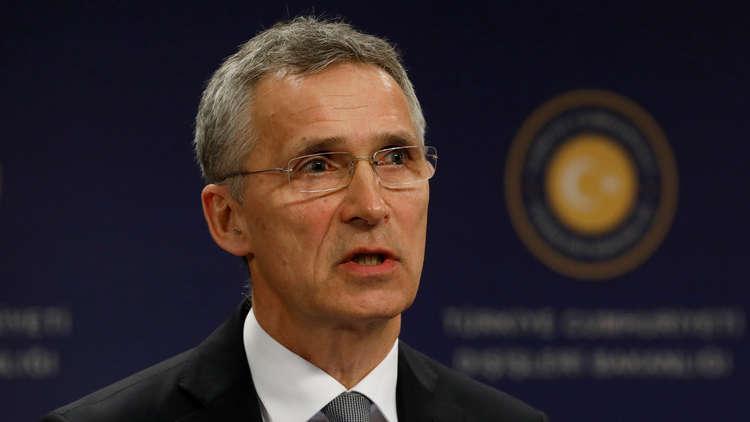 الناتو  يدعو تركيا واليونان لحل خلافاتهما بدونه
