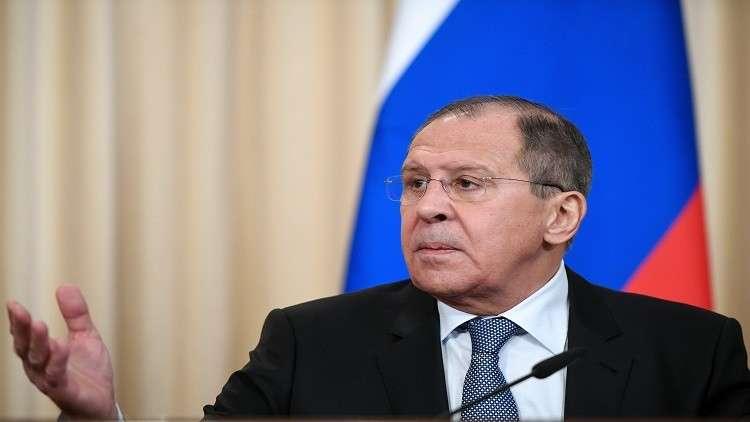 لافروف: العقوبات على روسيا تلحق الضرر بالجميع