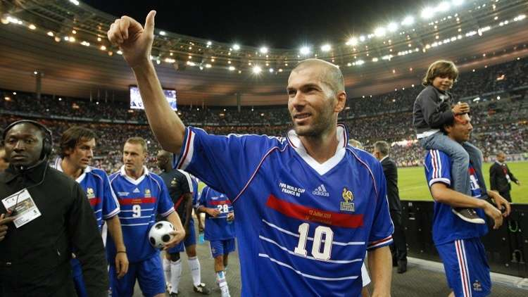 شاهد..  نهائي مونديال 1998 بين فرنسا والبرازيل