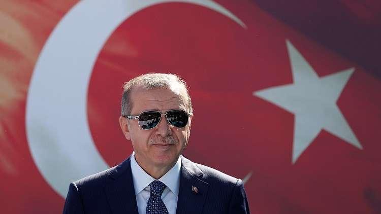 أردوغان: توجد خطط لإعادة تركيبة منطقتنا انطلاقا من العراق وسوريا