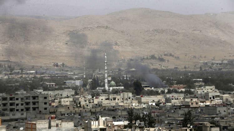 اتفاق يقضي بخروج مسلحي الرحيبة والناصرية وجيرود بالقلمون الشرقي إلى جرابلس وإدلب