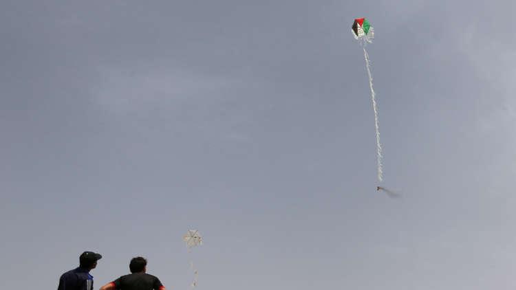 صحيفة إسرائيلية: قلق في تل أبيب من طائرات فلسطينية حارقة