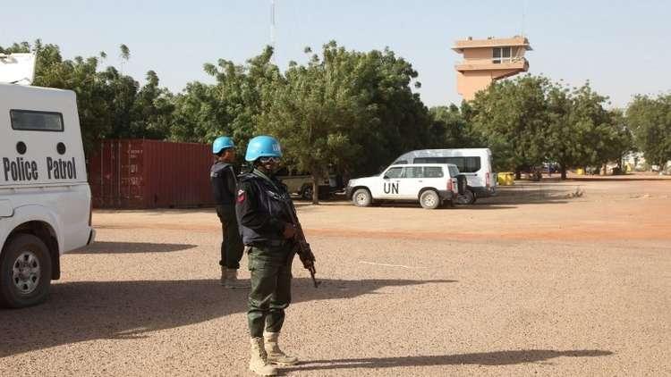 سلسلة انفجارات مدوية قرب قواعد عسكرية شمال مالي