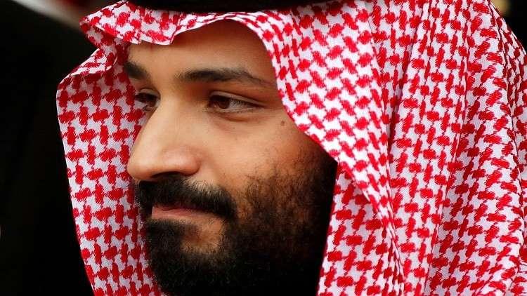 محمد بن سلمان يوجه برقية لوزير الداخلية السعودي
