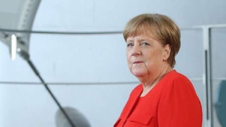 ميركل تعد يهود ألمانيا ببذل كل الجهود من أجل ضمان أمنهم
