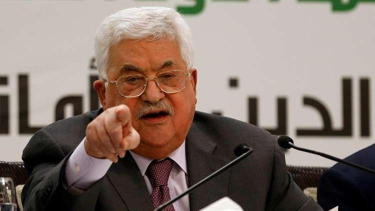 حماس تهاجم عباس