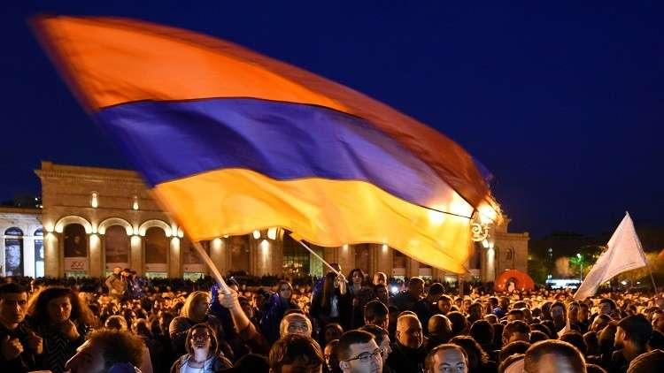استقالة حكومة أرمينيا.. والمعارضة تعتزم مواصلة الحوار مع السلطات