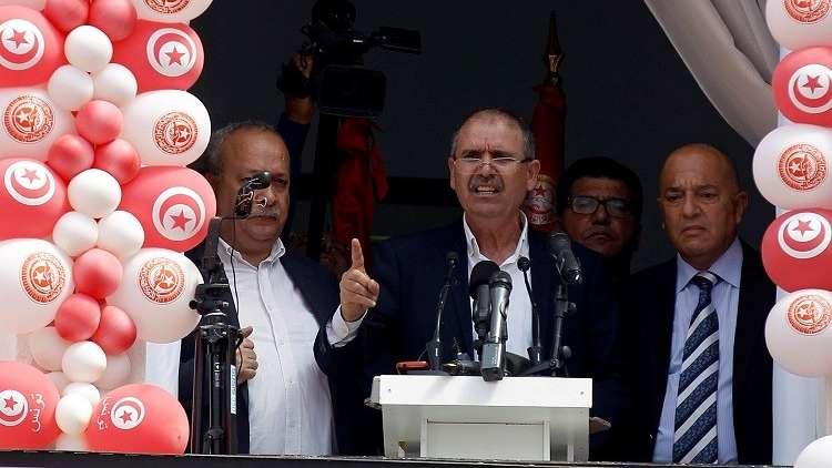 انقسامات داخل الاتحاد العام التونسي للشغل تعطل الدروس
