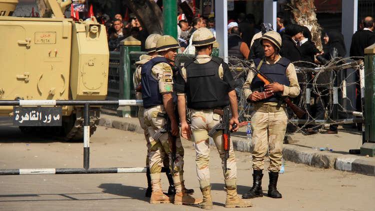 الجيش المصري يرد على