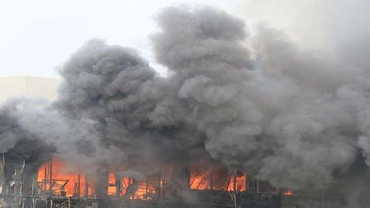 مقتل 18 شخصا بحريق في صالة للغناء بالصين