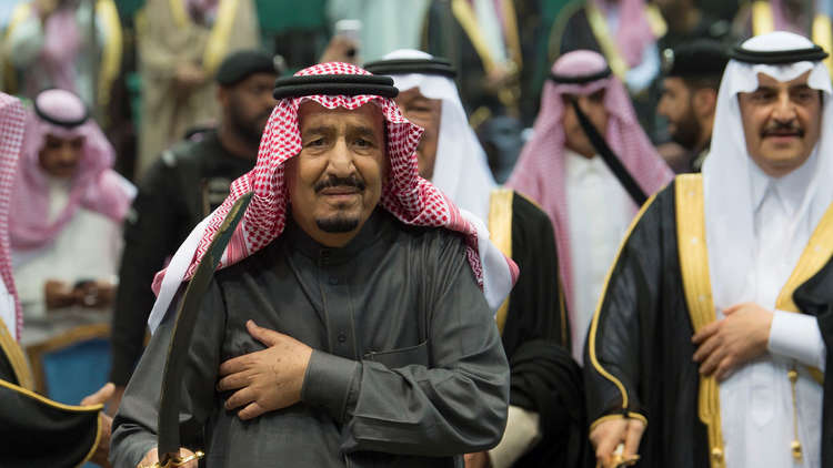 الملك سلمان يدشن مشروع